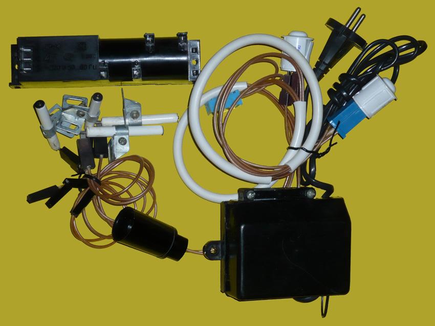 Электророзжиг для газовой плиты
