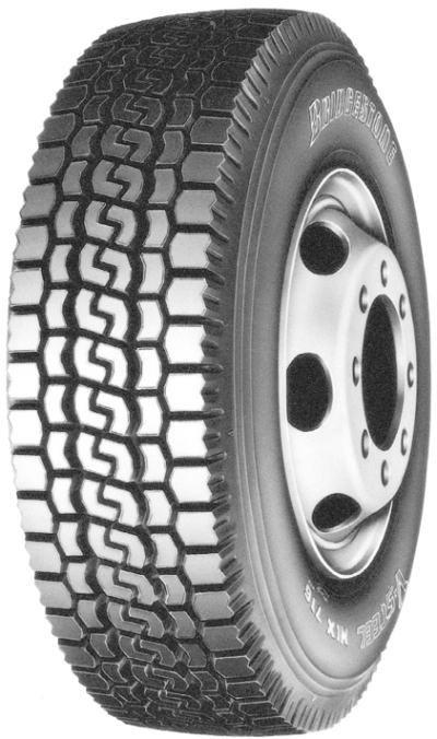 Продам всесезонные шины Bridgestone V-Steel MIX M716 21575R16C (минивен)