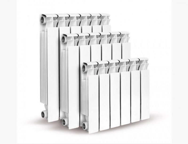 Продам алюминиевый радиатор KONNER 100500 LUX