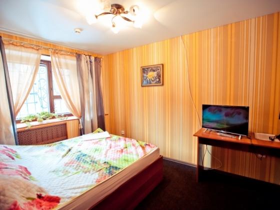 Гостиница Барнаула с Интернетом в спальном районе